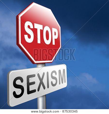 Stop Sexism