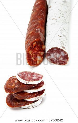 Spanish Chorizo And Salami