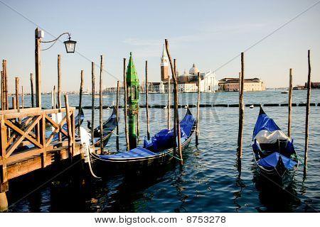Venecian Gondolas
