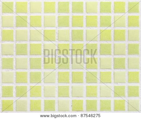 Colored Mosaic Background Tiles