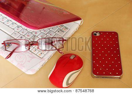 Desktop For Business Lady