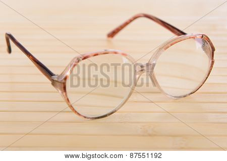 Reading Old Glasses