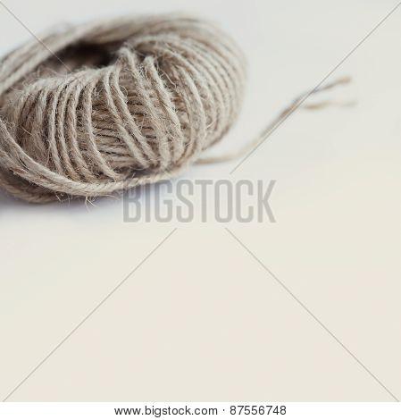 Roll Of Jute Rope