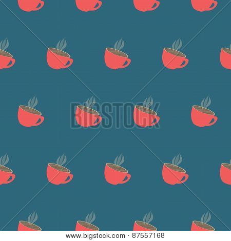 Lovelly sweets seamless pattern