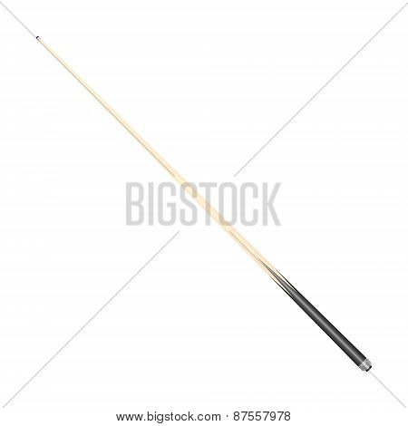 Vector Billiard Cue
