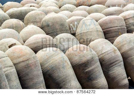 Pisco Amphoras