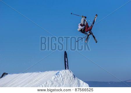 Erik Lundmark, Swedish skier