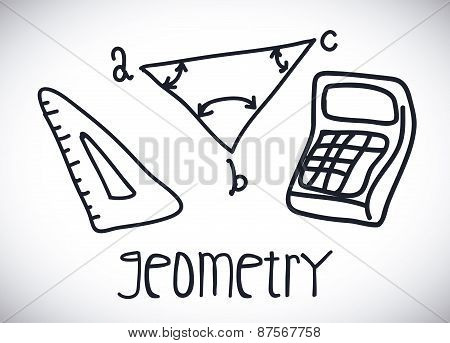 geometry drawn