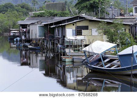 Palafitas Slum