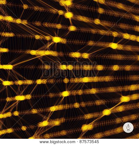 Abstract grid background. Vector illustration. Can be used for wallpaper, web page background, web banners.