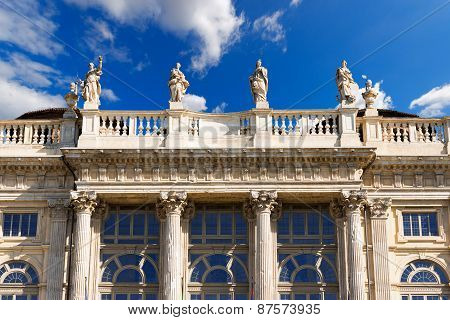 Palazzo Madama - Torino Italy