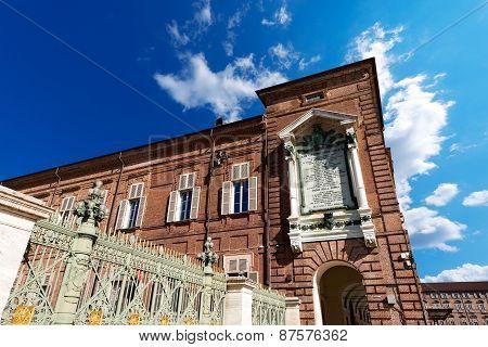 Royal Palace - Torino Italy