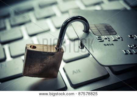 credit card data theft