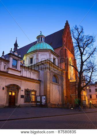 Church in Krakow.
