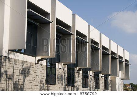 Congress Palace Expostion Business Hall Ajaccio Corsica