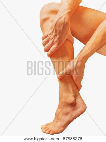 Pain In The Calf Muscle