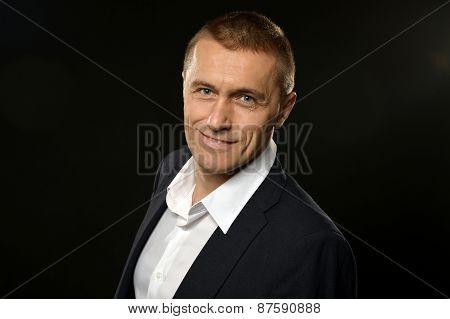 Portrait of Confident man