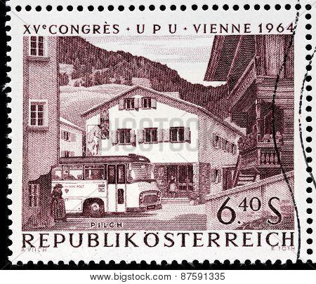 Salzburg Postoffice