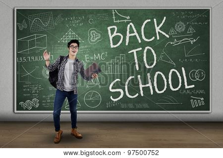 Male Student Back To School 2