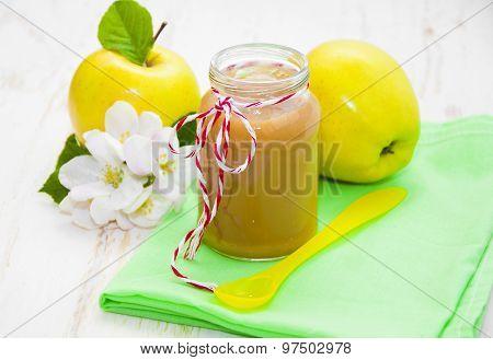 Baby Apple Puree