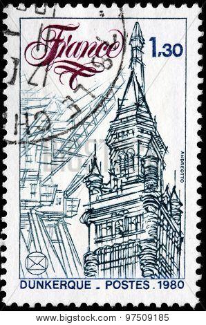 Dunkirk Stamp