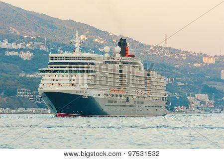 Yalta, Ukraine - October 7.