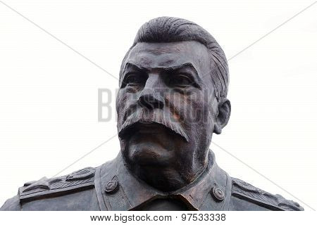 Monument In Memory Of Yalta, Crimea. Conference