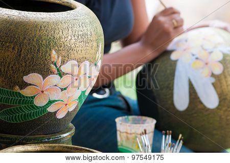 Thai Earthernware
