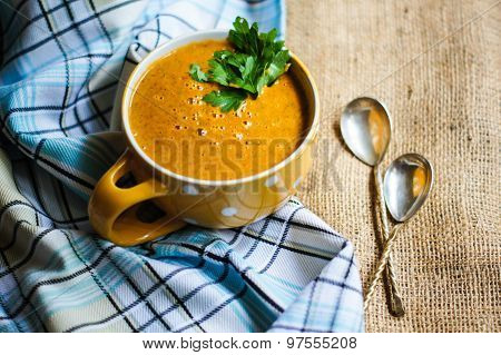 Homemade Tomatoes Soup