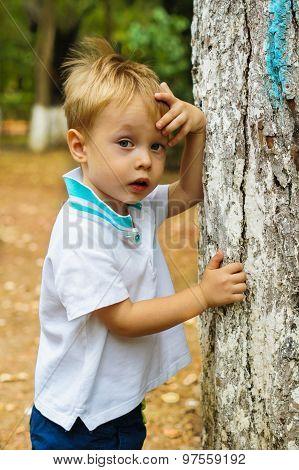 Blond Baby Boy