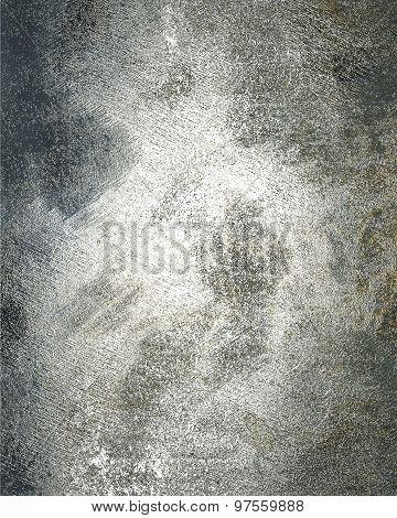 Grunge Iron Textured Background. Design Template. Design Site