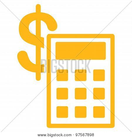Calculation Icon from Commerce Set