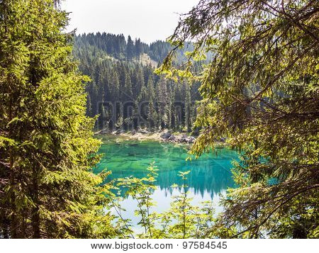 Perfectly Clear Emerald Lake