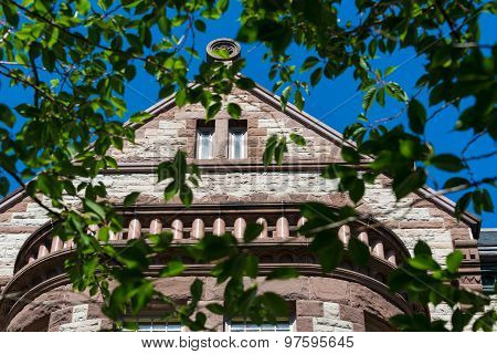 Richardsonian Romanesque Revival Architecture in Toronto