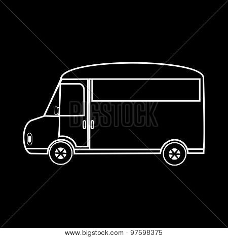 Van for family outings and travel