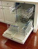 Open House Kitchen Dishwasher