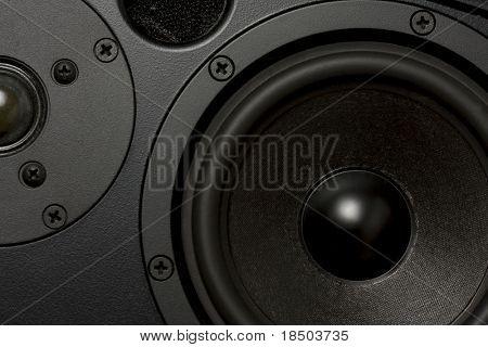 Hi-fi loud speaker