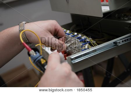Fiber-Optic Link