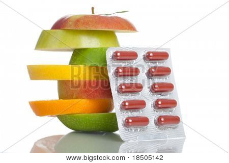 Healthy Fruits plus capsules