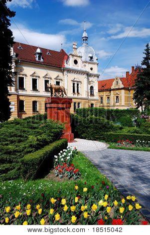 Brasov Cityhall, Rumänien