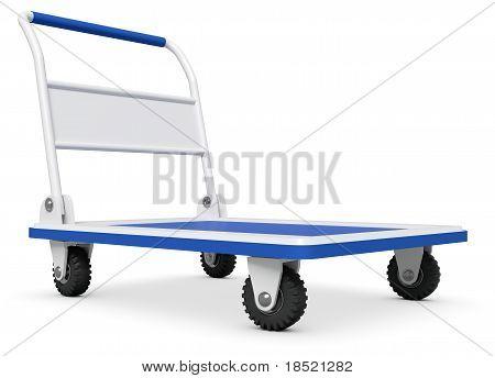 Empty Hand Truck