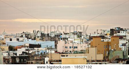 urban sprawl in san juan puerto rico