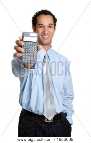 Calculator Man