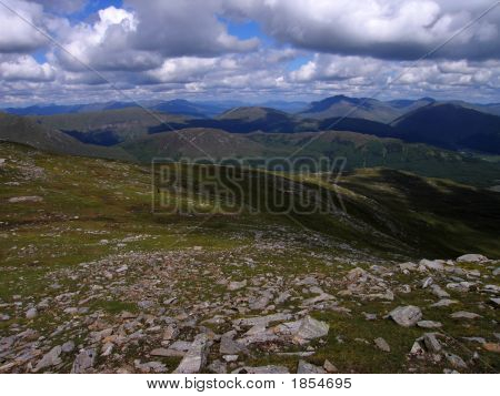 Scottish Mountain