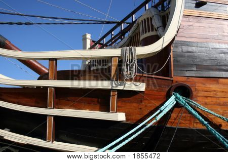 Pirate Ship 7