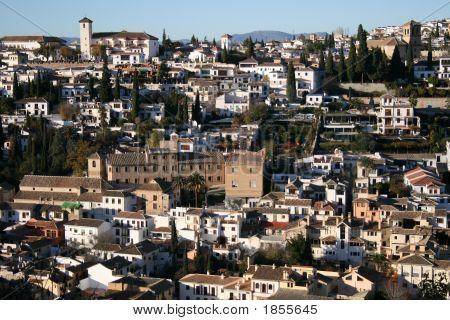Granada Desde La Alhambra