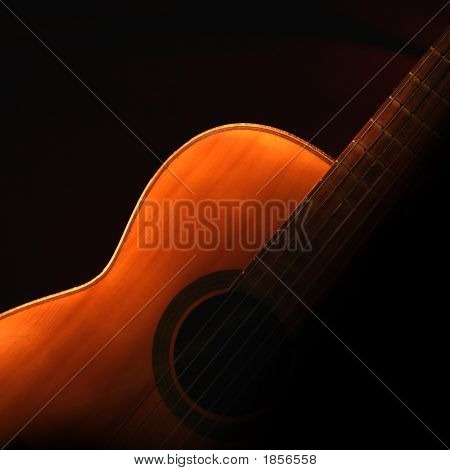 Guitar In The Dark