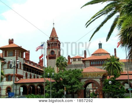 Flagler Collage