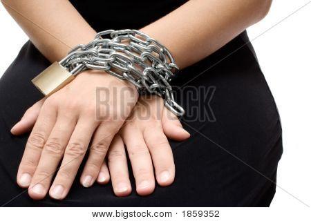 Bound Woman
