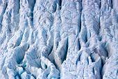 Glacier Surface, New Zealand